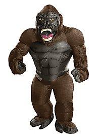 Déguisement de King Kong gonflable