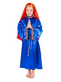 Déguisement de la Vierge Marie pour enfant