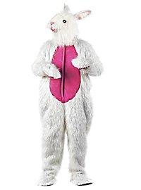 Déguisement de lapin pour adulte