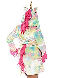 Déguisement de licorne couleurs pastel
