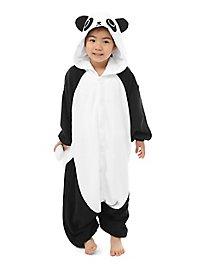 Déguisement de panda Kigurumi pour enfant