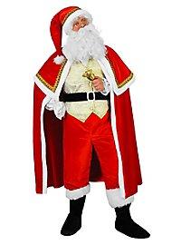 Déguisement de Père Noël doré