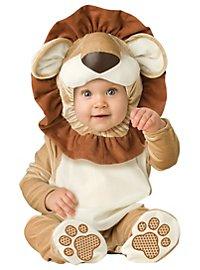 Déguisement de petit lion pour bébé