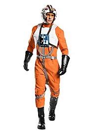 Déguisement de pilote de X-Wing Star Wars Deluxe