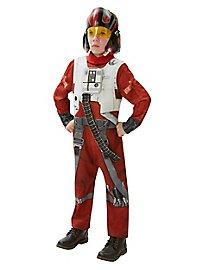 Déguisement de pilote de X-Wing Star Wars Deluxe pour enfant