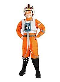 Déguisement de pilote de X-Wing Star Wars pour enfant