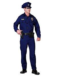 Déguisement de policier américain
