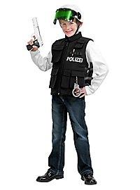 Déguisement de policier CRS pour enfant