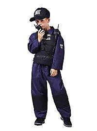 Déguisement de policier Special Forces pour enfant