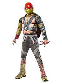 Déguisement de Raphael Ninja Turtles 2 Deluxe pour enfant