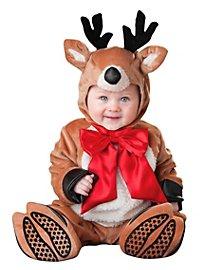 Déguisement de renne pour bébé