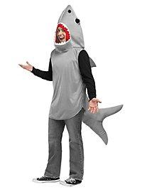 Déguisement de requin