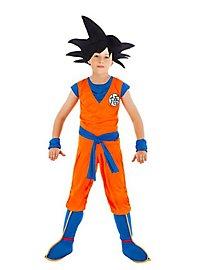 Déguisement de Sangoku Dragon Ball Z pour enfant