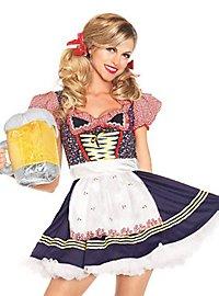Déguisement de serveuse de l'Oktoberfest