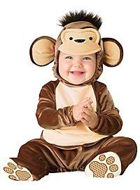 Déguisement de singe doré pour bébé