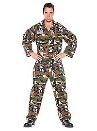 Déguisement de soldat sexy