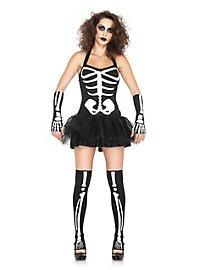 Déguisement de squelette sexy