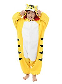 Déguisement de tigre Kigurumi pour enfant