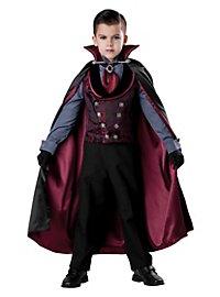 Déguisement de vampire aristocrate