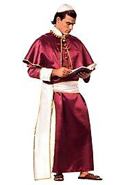 Déguisement d'ecclésiastique