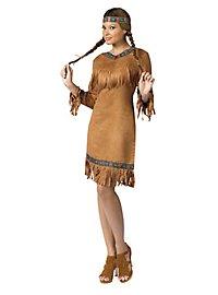 Déguisement d'Indienne Sioux