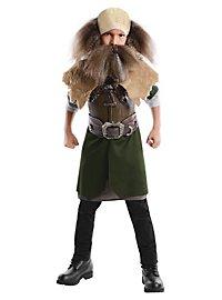 Déguisement Dwalin Le Hobbit pour enfant