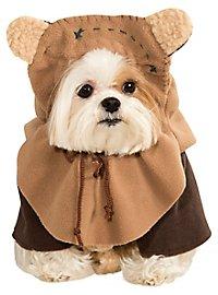 Déguisement Ewok Star Wars pour chien