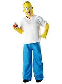 Déguisement Homer Simpson Les Simpson