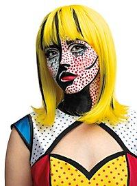 Déguisement pop art pour femme