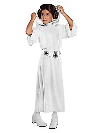 Déguisement princesse Leia Star Wars Deluxe pour enfant