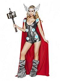 Déguisement reine d'Asgard édition premium