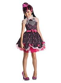 Déguisement robe Draculaura Monster High pour enfant