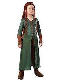Déguisement Tauriel Le Hobbit pour enfant