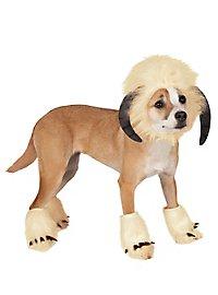 Déguisement Wampa Star Wars pour chien