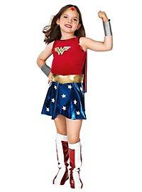Déguisement Wonder Woman officiel pour enfant