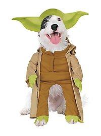 Déguisement Yoda Star Wars pour chien