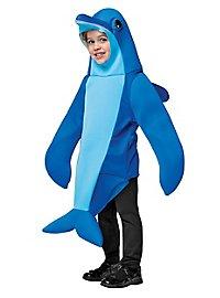 Delfin Kinderkostüm
