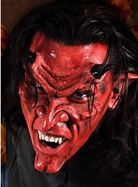 Demi-masque diable