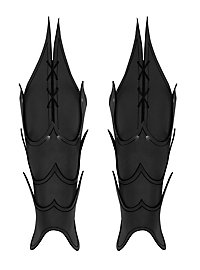 Demon Greaves black