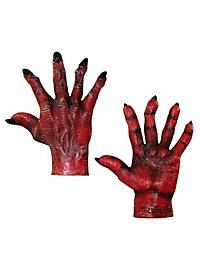 Demon Hands red