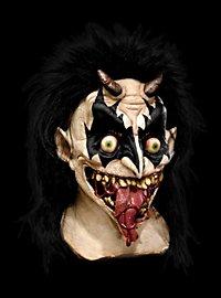 Démon Kiss Masque en latex
