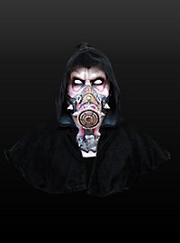 Demon Mask Grand Inquisitor Made of Latex