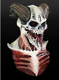 Démon squelettique Masque en latex