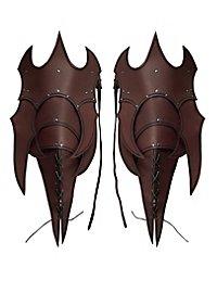 Tassets - Demon brown