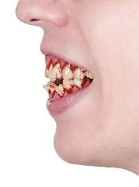Dental FX Dents de psychopate