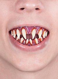 Dental FX Horrorclown Zähne