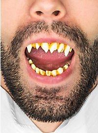 Dental FX witch teeth
