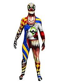 Der Clown Morphsuit Ganzkörperkostüm