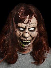 Der Exorzist Regan Maske aus Latex