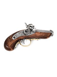 Derringer Pocket Pistol Replica Weapon
